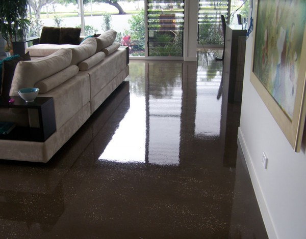 Most affordable concrete floor coatings gold coast 0431 for Most inexpensive flooring